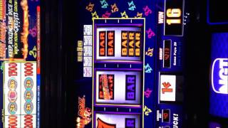 Slot Machines Slots of Fun at Batavia Downs Casino Blazing 7'S(, 2014-02-05T02:08:20.000Z)