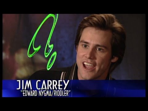The Riddler | Batman Forever | Featurette