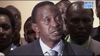 The 2002 Kibaki Inauguration Intrigues Part 2   Untold Story