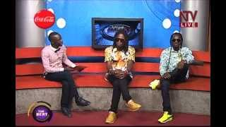 Radio & Weasel call their former manager a 'RAT' live on NTVTheBeat