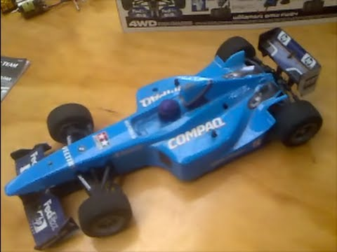 Tamiya   Race Car S