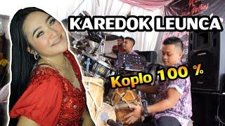 Download KAREDOK LEUNCA   DINI GUNTUR FEAT ANGGI WIK WIK   KOPLO