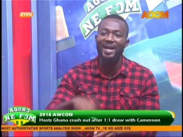 Agoro Ne Fom on Adom TV (24-11-18)