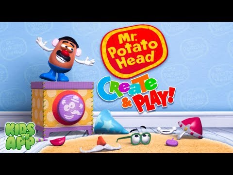 Mr Potato Head: School Ed. (Originator Inc.) - Best App For Kids