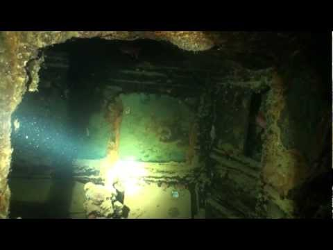 Amazing wrecks of Red Sea: Diving Thistlegorm (Part 1)