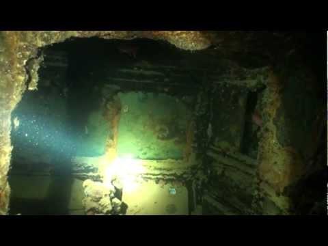 Amazing wrecks of Red Sea: Diving Thistlegorm (Part 1)