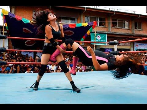 female wrestling websites