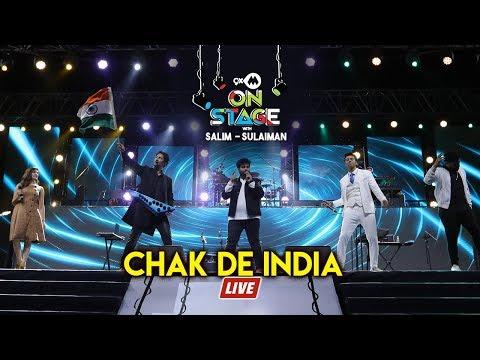 Chak De India | Salim Sulaiman Live | 9XM On Stage