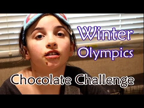 Winter Olympics Chocolate Challenge |:| Fulltime RV Family Living Coast 2 Coast |:| #IAmACreator