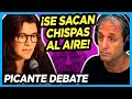 """💥 Cynthia García y Tenembaum discuten por Verbitsky y la """"Vacunación VIP"""