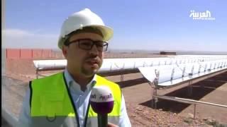المغرب يوفر أكبر حقل لإنتاج الطاقة الشمسية الحرارية