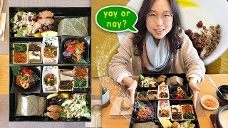VEGAN KOREAN FOOD in Busan, Korea... YAY OR NAY?