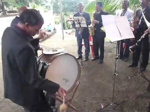 Goa's Traditional Feast Brass Band