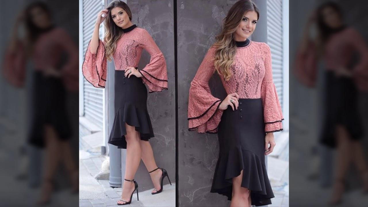 b2c283051 Faldas super modernas ultima moda