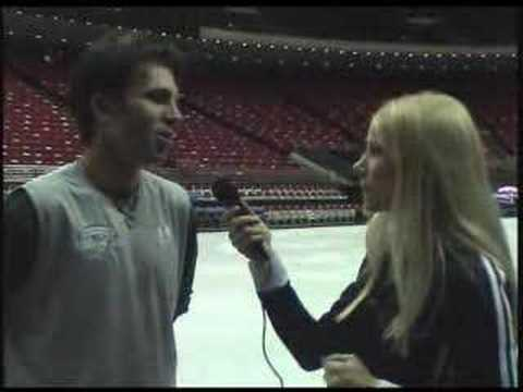 Fitz & Pro Ice Skater Michael Weiss talk fitness.