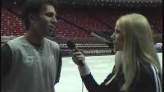 Fitz & Pro Ice Skater Michael Weiss talk fitness.