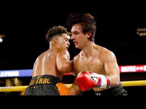 LIVE FIGHT BRYCE HALL VS AUSTIN MCBROOM YOUTUBE VS TIKTOK BATTLE PLATFORMS REACTION
