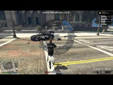 GTA Online Prison break - Wet work, city hall team Full ver
