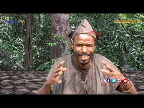 MAZA GUMBAR DUTSE EPISODE 10 TARE DA GARBA GA RUWA GA DAJI ON RAHMA TV