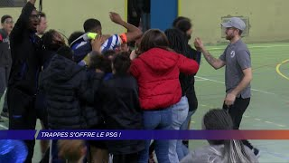 Yvelines | Trappes s'offre le PSG !