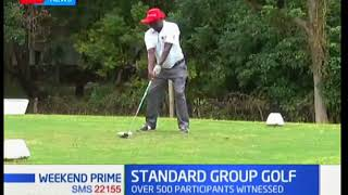 Standard Classic Golf Tournament hosts over 500 participants in Mombasa