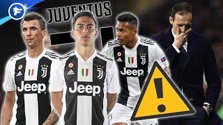 Quatre hommes sont sur la sellette à la Juventus   Revue de presse