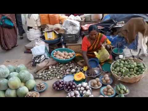 KR Market, Bangalore | Famous Vegetables Market in Bangalore, India
