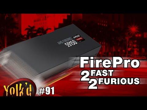 AMD FirePro S9150, Lenovo Vibe Z2 Pro, Flash Memory Summit, & MSI's X99 Sneak Peak -- Yolk'd #91