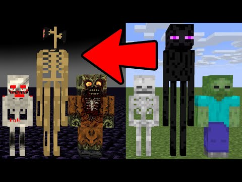 Monster School : Brewing Horror - minecraft animation |