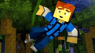 Minecraft Stranded - Jungle Escape  !? (Minecraft Roleplay)