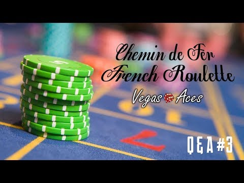 Chemin de Fer & French Roulette, Stacks of Cheques, Your Questions