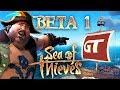 Sea of Thieves - Beta-Gameplay #1 - Let's Play Together Deutsch/German