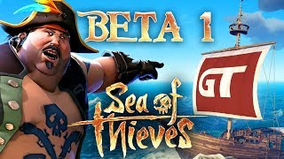 Thumbnail für das Sea of Thieves - Beta Let's Play