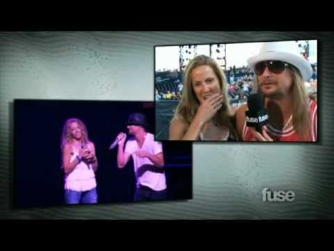 Kid Rock and Sheryl Crow talk about teaming up on tour [2011 - ARCHIVED]