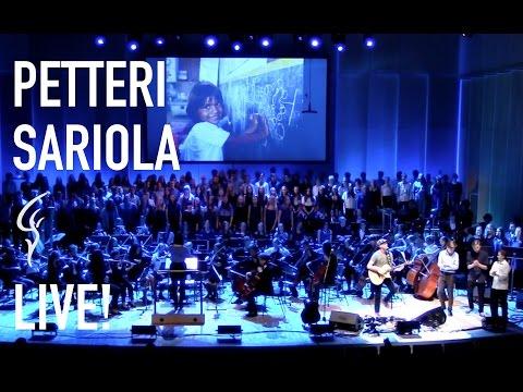 Petteri Sariola & Tapiola High School Orchestra - Silence (Live in Espoo Cultural Centre 2015)