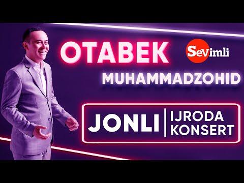 OTABEK MUHAMMADZOHID XONADONIDAN LIVE KONSERT 2020