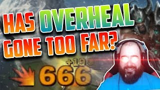 SoloRenektonOnly - MY RIGHT ARM HEALS A LOT MORE THAN MY LEFT!!! OVERHEAL TRYNDAMERE [PAINFUL]