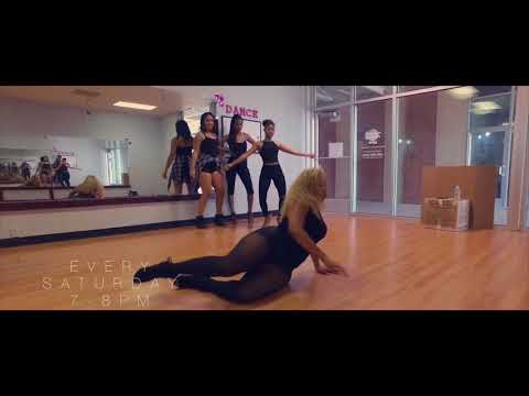 I Love Ya - Tank | Dallas Body In Heels dance class @NicoleKirkland @AliyaJanell