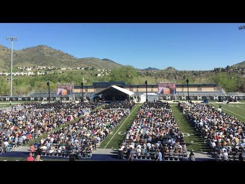 Spring 2017: Undergraduate Commencement Ceremony