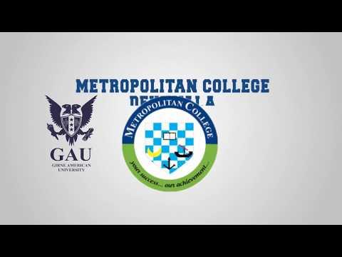 Metropolitan College 05 Sec