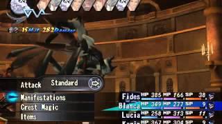 Shadow Hearts: Covenant Astaroth Boss fight
