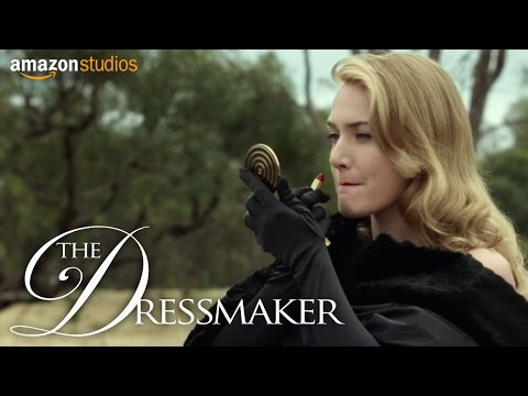 The Dressmaker - Official Trailer | Amazon Studios