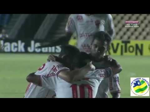 Gols Sampaio Correa 0 x 3 Vila Nova (25/10/2016 - Campeonato Brasileiro Serie B 2016)