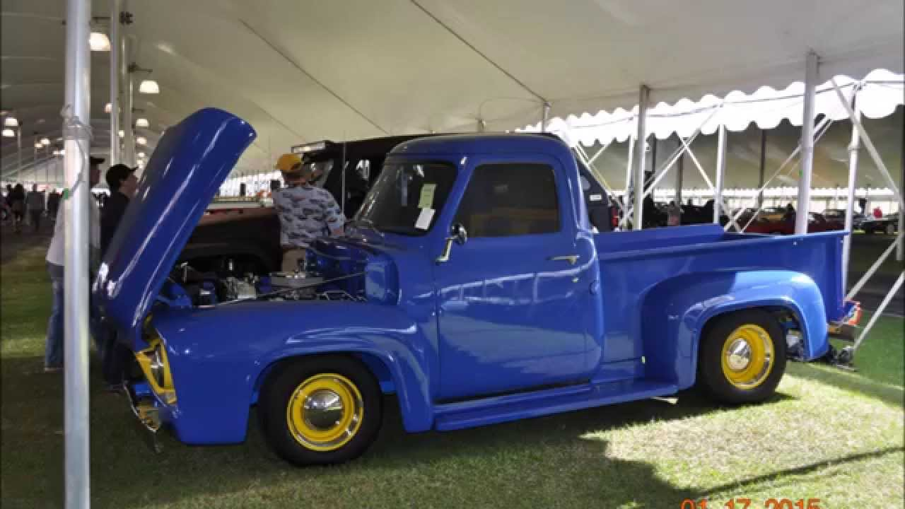 Mecum Auction Kissimmee Florida January 17 2015 Day One - YouTube
