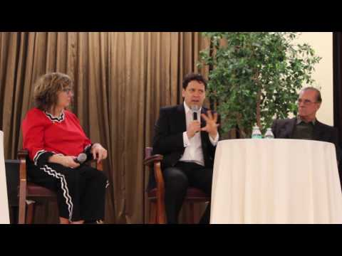 Donato Cabrera Discusses Copland's A Lincoln Portrait at Meet the Artists