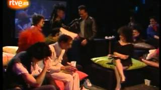 Kaka de Luxe - Actuación y entrevista en 'La edad de oro' [17/05/83]