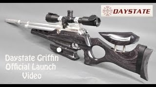 Daystate Griffin Official Launch Video - The Griffin Fairy Tale