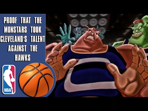 How the monstars stole Cleveland's talent vs the Hawks