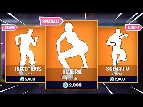 Top 15 Legendary Dances & Emotes In Fortnite Battle Royale!