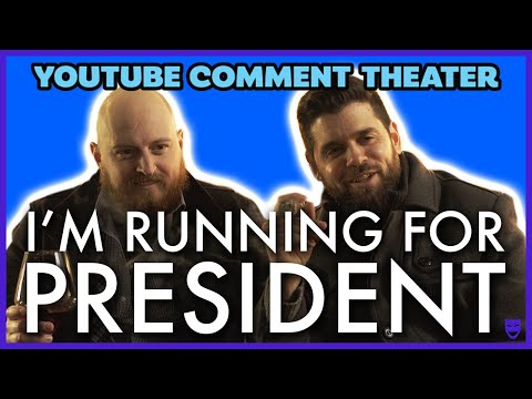 BERNIE SANDERS | YouTube Comment Theater